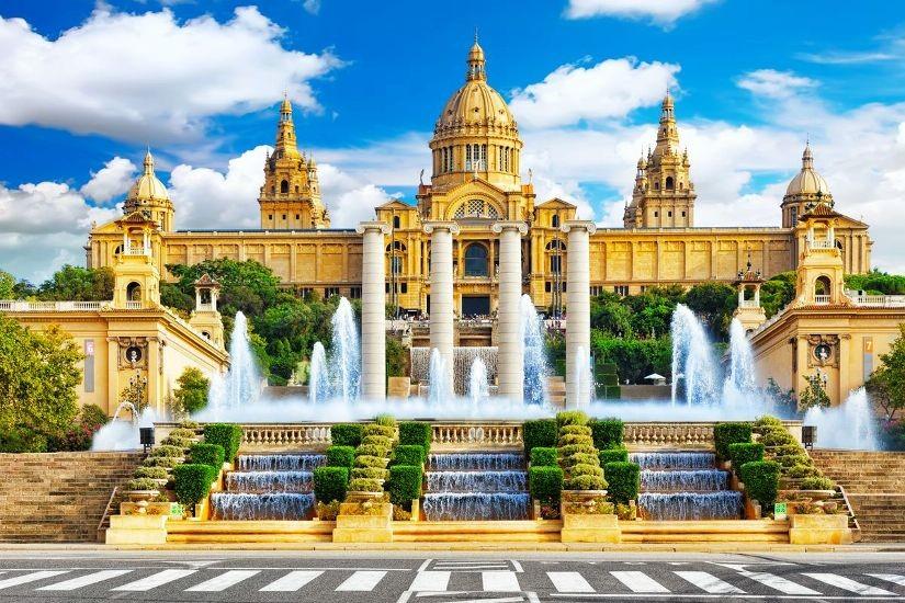 Экскурсия в Испанию, Барселона