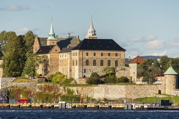 Фото Крепость Акерсхус - Осло, Норвегия