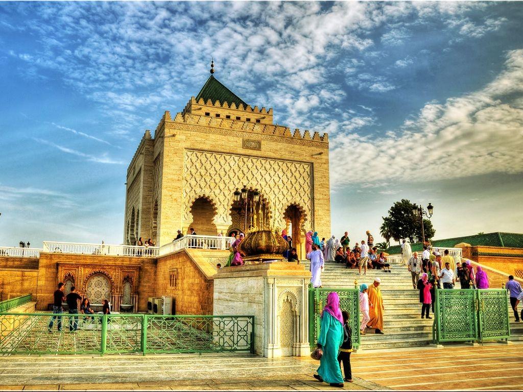 Фото города Рабат Марокко