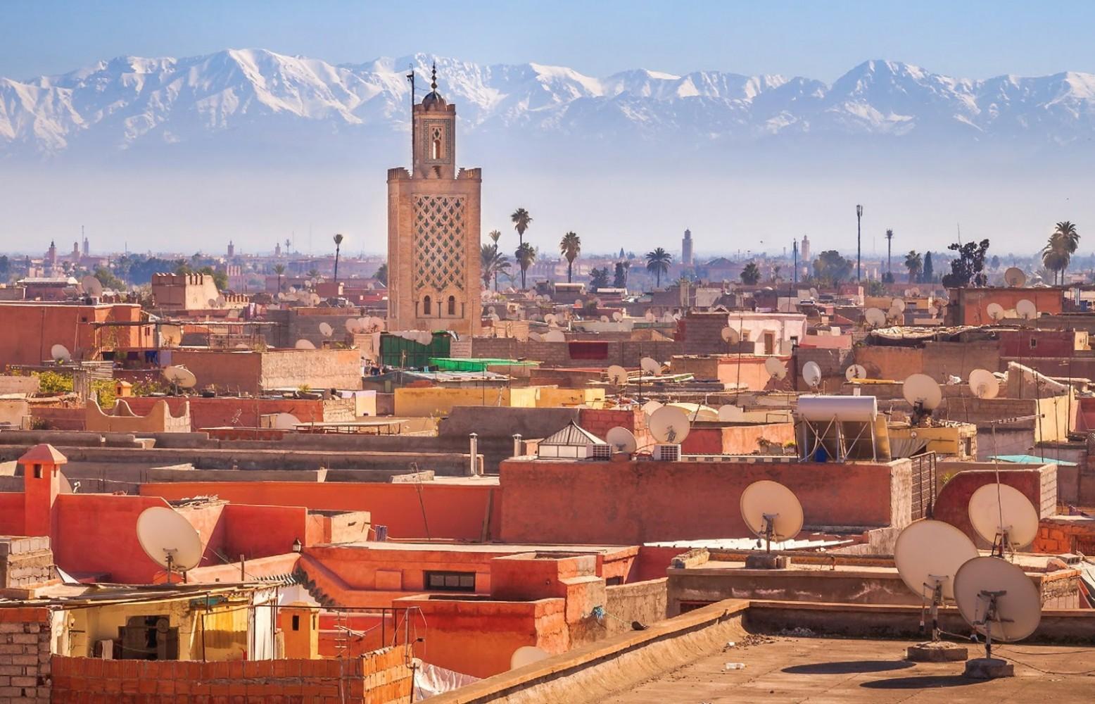 Марракеш Марокко - фото