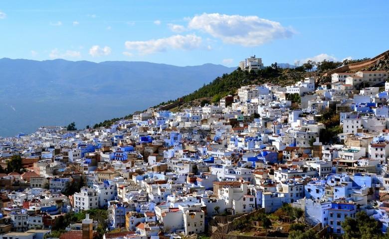 фото города Танжер Марокко