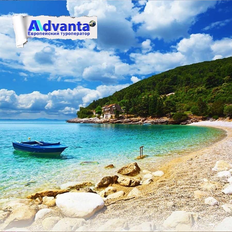 Море в Хорватии