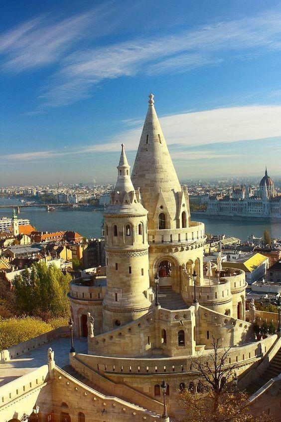 Вена - Будапешт - Братислава