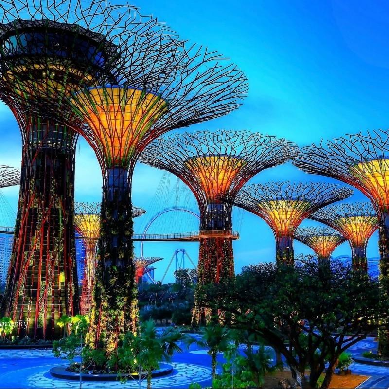 Малайзия и Сингапур
