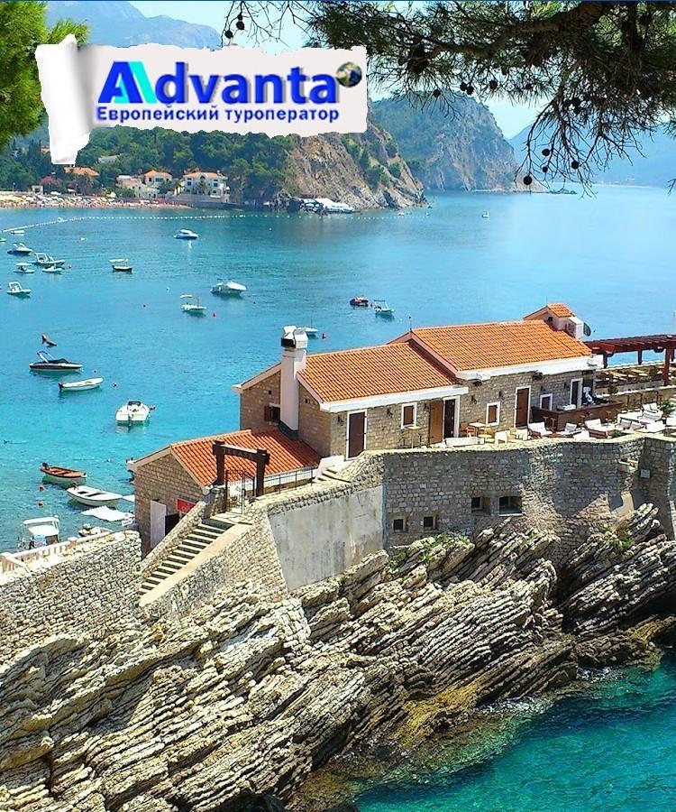 Черногория - Хорватия с отдыхом на море