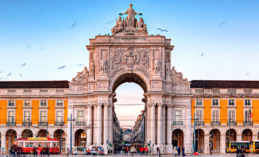 Португалия. Сентябрь 2020 г.