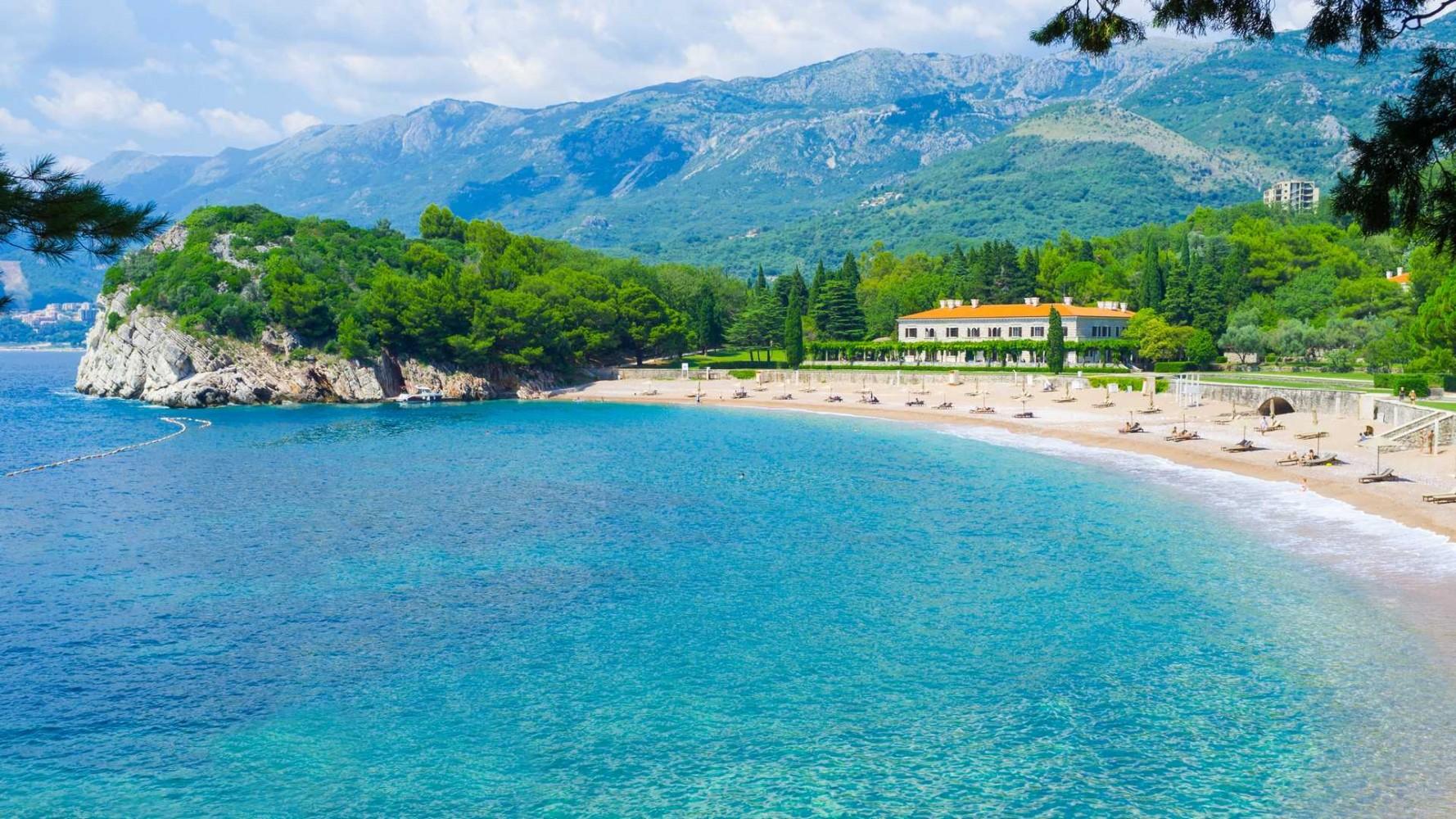 Тур в Черногорию, Хорватию и в Албанию, фото море