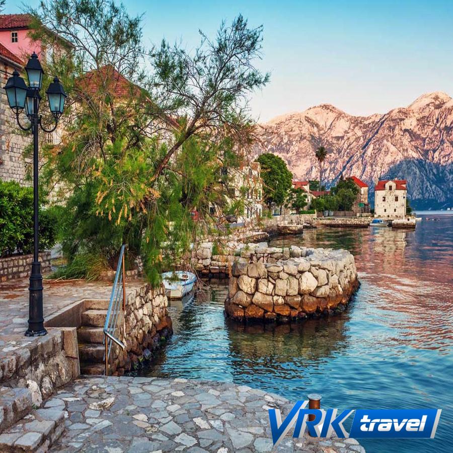 Черногория - Средиземноморская жемчужина! 8 дней