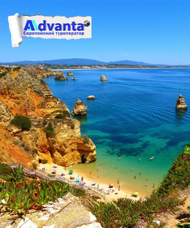 Атлантические берега Португалии