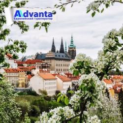 Прага - Дрезден - Карловы Вары